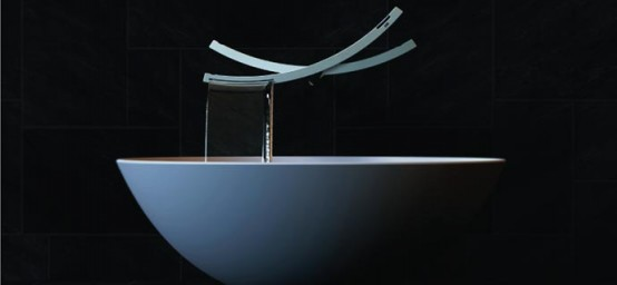 Water Saving Faucet With a Stylish Design