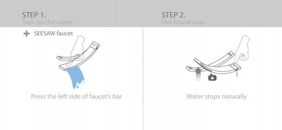 Water Saving Stylish Faucet