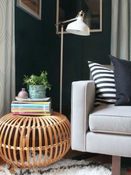 37 Ways To Incorporate Ikea Ranarp Lamp Into Home Décor Digsdigs