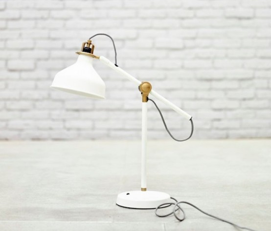 Ways To Incorporate Ikea Ranarp Lamp Into Home Decor