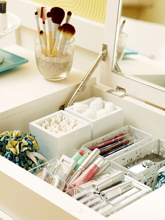Picture Of ways to organize your makeup and beauty products like a pro  1