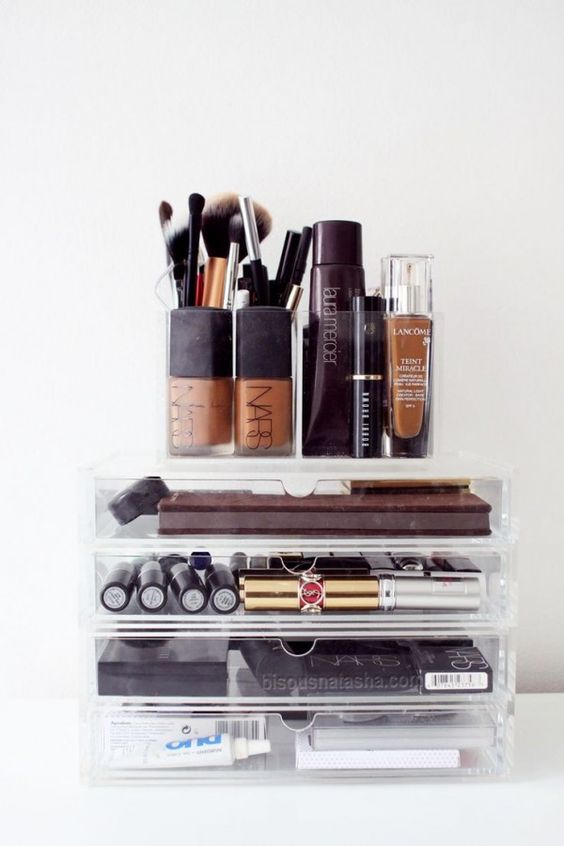 Picture Of ways to organize your makeup and beauty products like a pro  10
