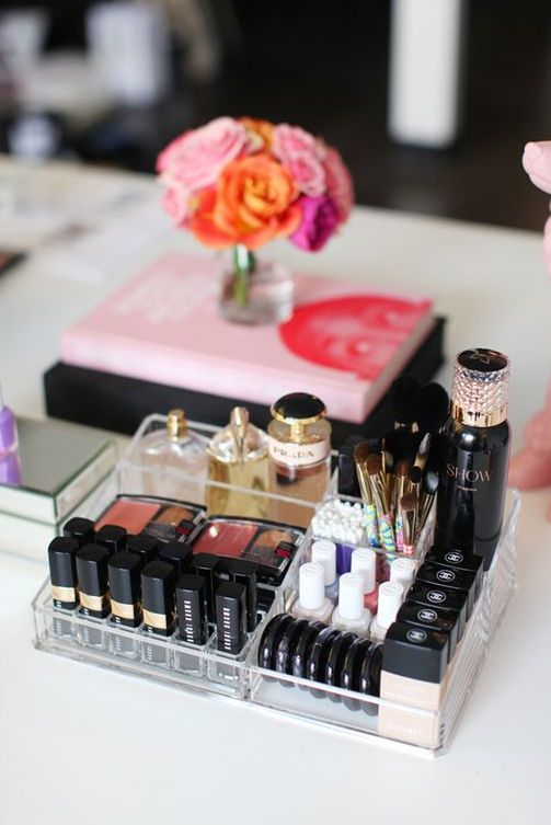 Picture Of ways to organize your makeup and beauty products like a pro  14