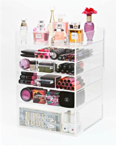 Picture Of ways to organize your makeup and beauty products like a pro  18