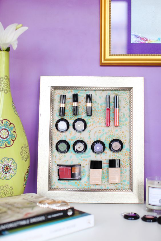 Picture Of ways to organize your makeup and beauty products like a pro  20