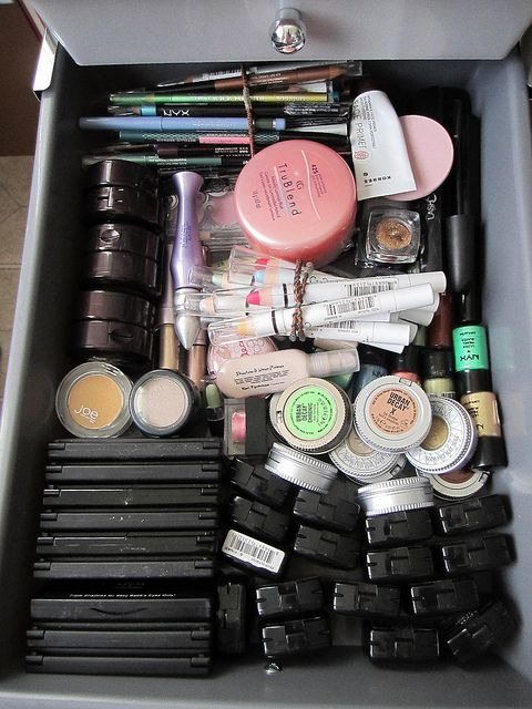 Picture Of ways to organize your makeup and beauty products like a pro  23