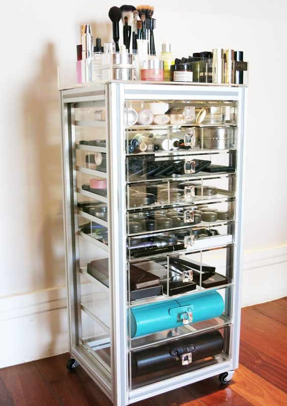 Picture Of ways to organize your makeup and beauty products like a pro  25