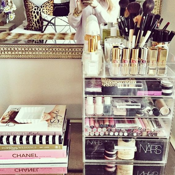 Picture Of ways to organize your makeup and beauty products like a pro  27