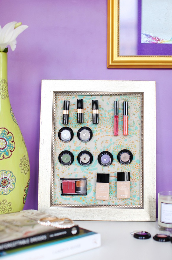 Picture Of ways to organize your makeup and beauty products like a pro  3