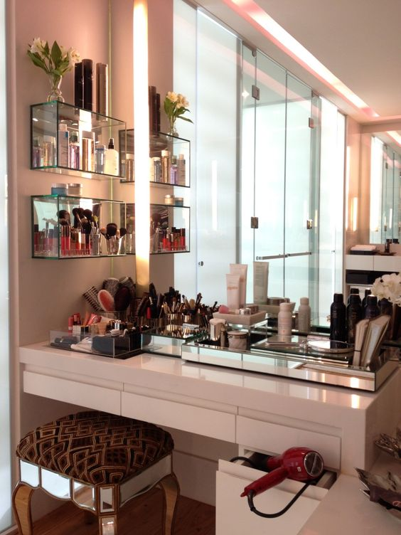 Picture Of ways to organize your makeup and beauty products like a pro  30