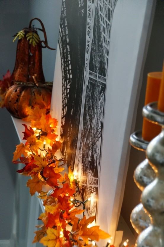 Ways To Use Autumn Leaves For Home Decor