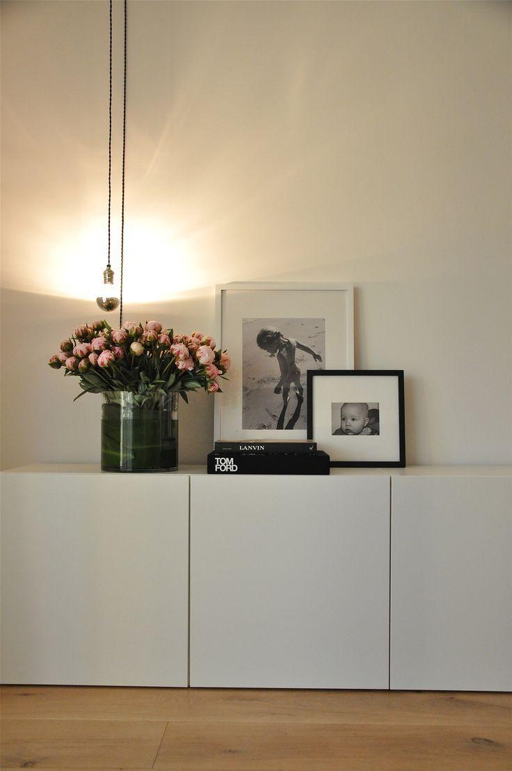 Simple IKEA Besta storage unit