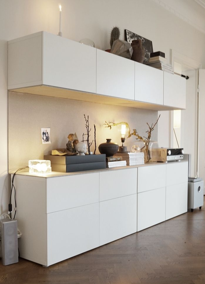 55 Ways To Use Ikea Besta Units In Home Decor