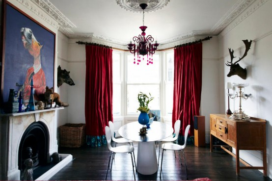 Whimsical Apartment May