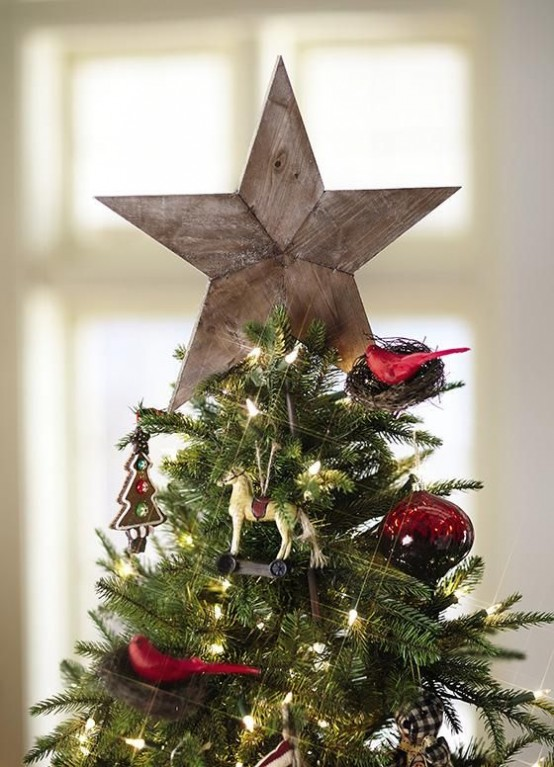 whimsy and creative christmas tree toppers - Christmas Tree Tops