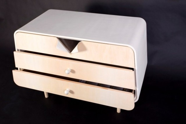 Whimsy Unbutton Furniture Collection Inspired By Pin Up Models