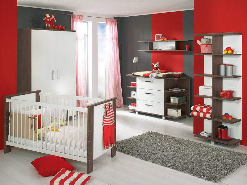 Magnificent Red and Gray Baby Room 800 x 600 · 131 kB · jpeg