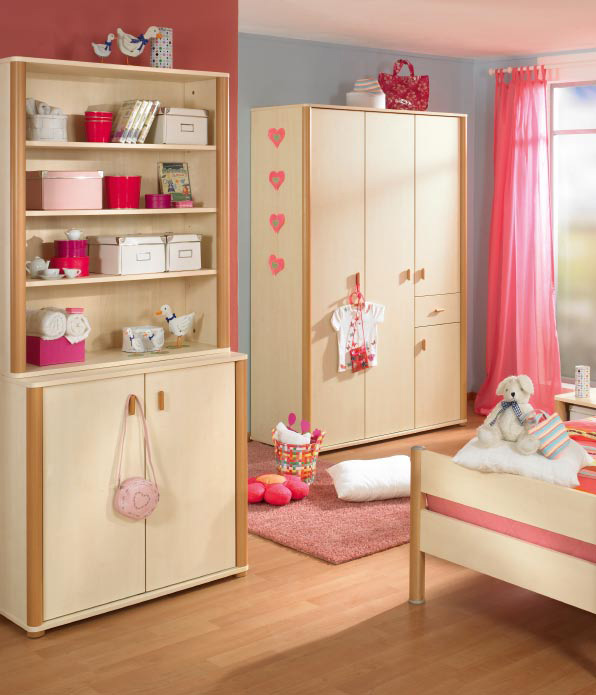 18 nice baby nursery furniture sets and design ideas for girls and boys by paidi digsdigs - Nice girls rooms ...