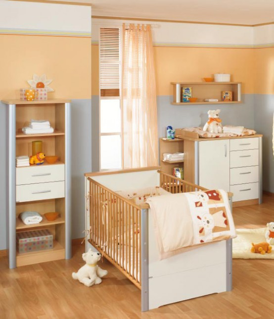 Baby nursery furniture sets Baby bedroom furniture sets