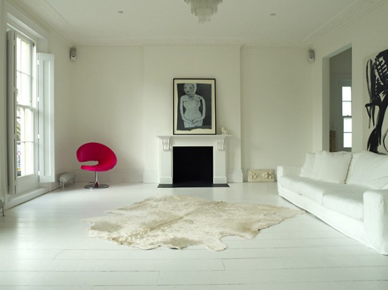 Westbourne Park Villas Two Floor White Apartment Digsdigs