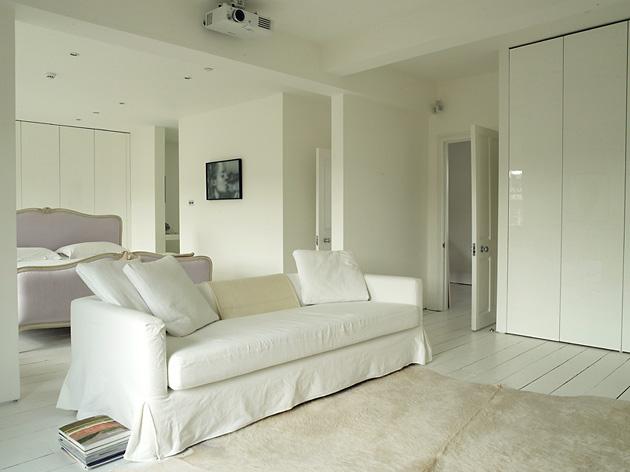 Picture Of white apartment decor  4