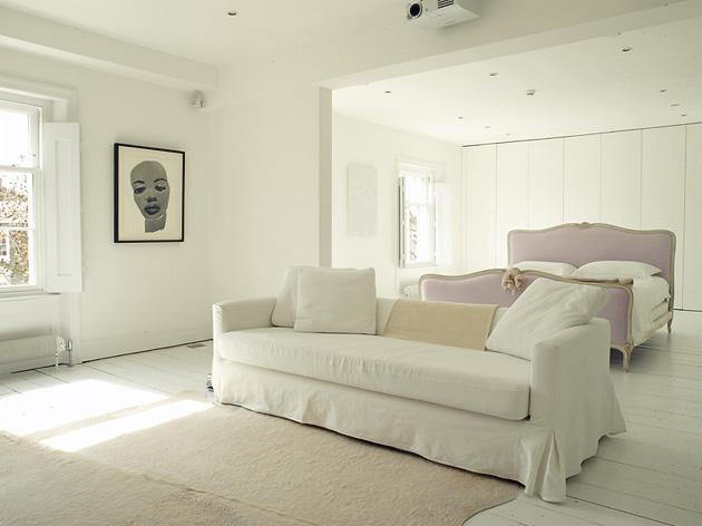 Picture Of white apartment decor  5