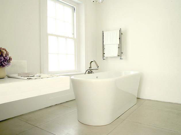 Picture Of white apartment decor  6