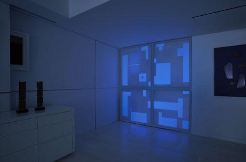 White Apartment Interior Design – Ojito Residence by I-Beam
