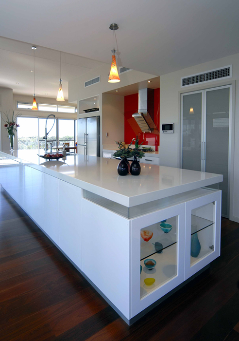 white kitchen design 3 Kitchens from Snaidero   really trend looking Kitchen