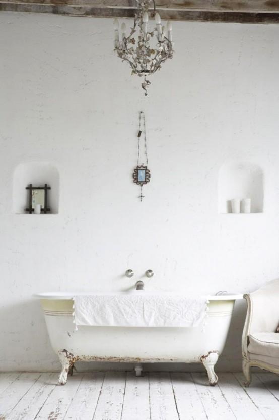 White On White Home Decor Ideas
