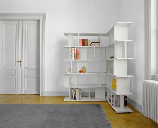 White Solid Oak Shelf