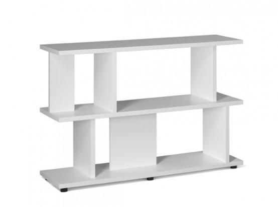 White Solid Oak Sideboard