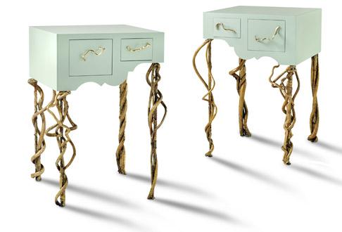 Wicker Furniture Made Of Twigs