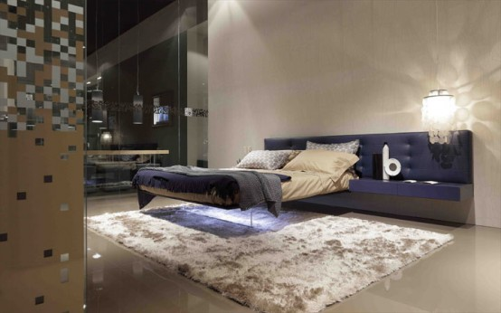 Wing Bed By Presotto