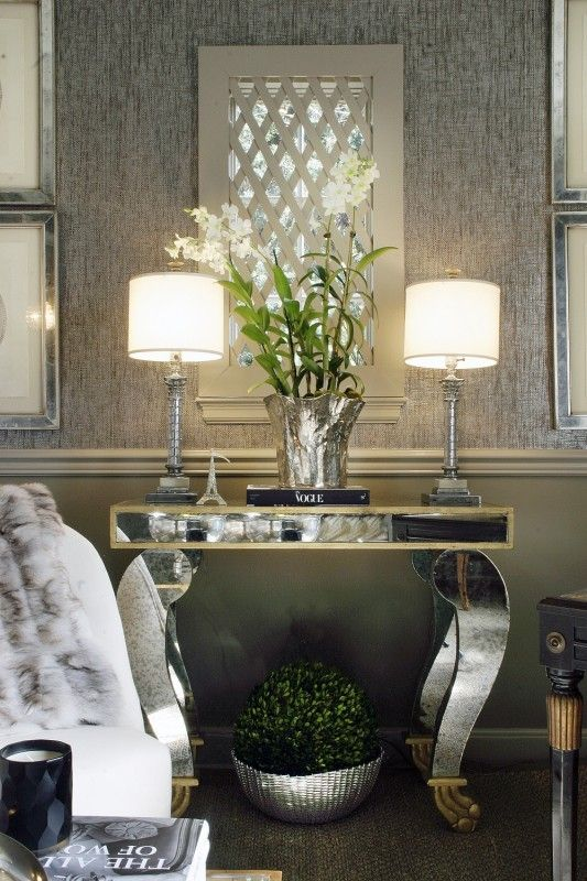 Good Winter Decor Trend 34 Stylish Silver Accessories And Decorations