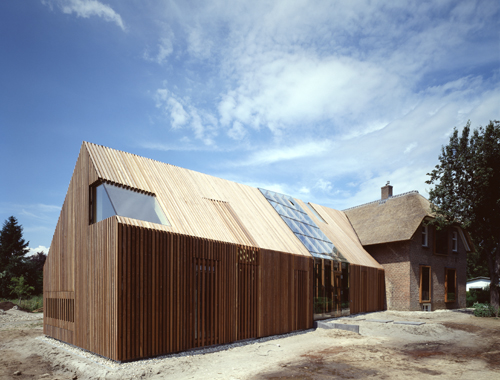 Wolzak Farmhouse With Extension
