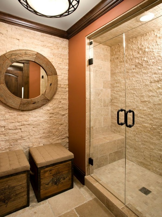 Stone Bathroom Designs 50 wonderful stone bathroom designs - digsdigs