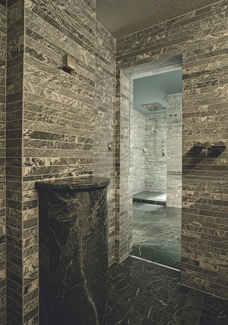 61 Wonderful Stone Bathroom Designs Digsdigs