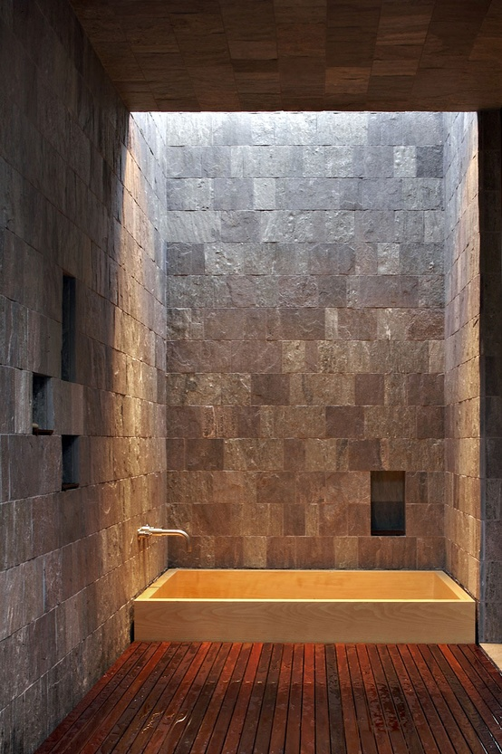 Genial Wonderful Stone Bathroom Designs