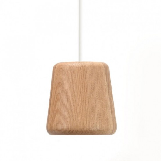 Wood Pendant Lamps