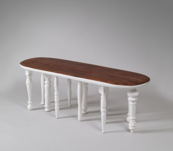 Wood Reinforced With A Polyester Skin Furniture