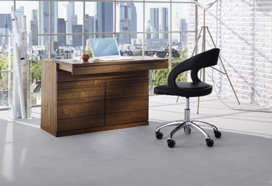 Wooden Desks Secreter