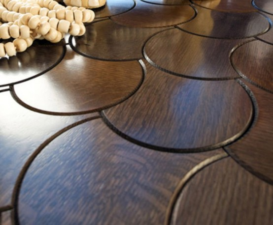 Wooden Floor Tiles Tiles And Parquet In One