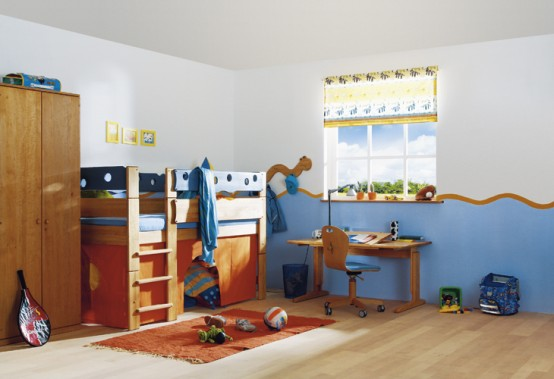 Wooden Furniture Kidss Room