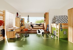 Wooden Furniture Teens Room