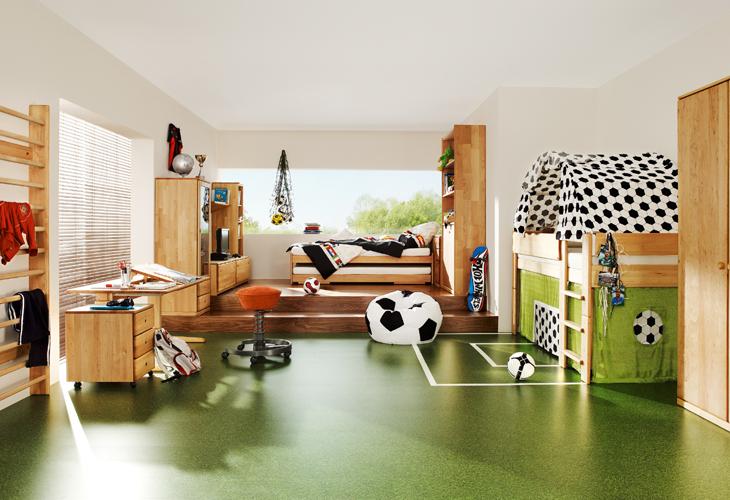 habitaciones para adolescentes varones Muebles De Madera Para Nios Y Adolescentes Habitaciones