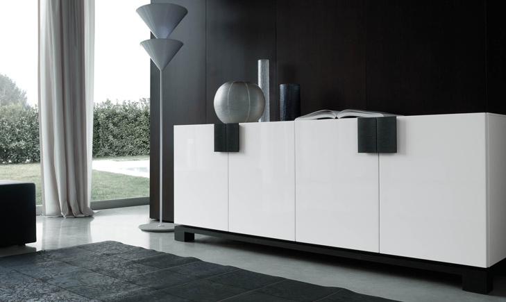 stylish and modern sideboards by jesse digsdigs. Black Bedroom Furniture Sets. Home Design Ideas