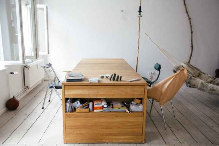 The Workbed: A Desk That Transforms Into A Bed