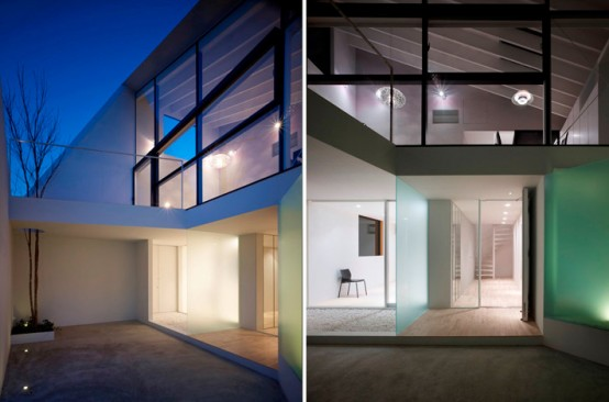 Wrap House By Japanese Architects Home Design Ideas