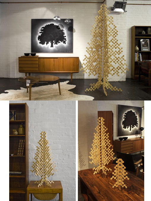 Plywood X-Max Tree